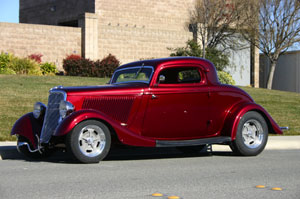 Click to View Roy Brizio Street Rods Completed Cars - Owner James Hagedorn - Marysville CA