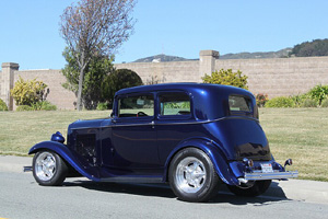Click to View Roy Brizio Street Rods Completed Cars - Charles Nearburg - 1932 Ford Victoria - Dallas TX