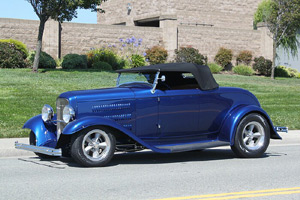 Click to View Roy Brizio Street Rods Completed Cars - Tony Jurado - 1932 Ford Roadster - Pleasanton CA