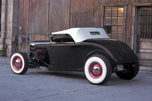 Click to View Roy Brizio Street Rods Completed Cars - Owner George Poteet - Memphis TN