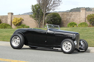 Click to View Roy Brizio Street Rods Completed Cars - Dickie Michaels - San Francisco CA