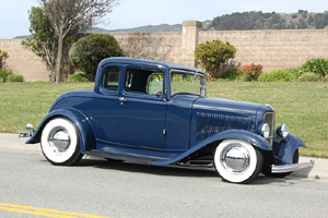 Click to View Roy Brizio Street Rods Completed Cars - David & Peg Farmer - El Nido CA