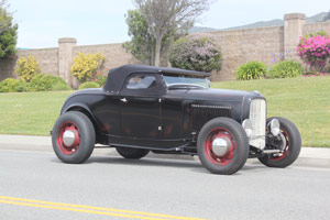 Click to View Roy Brizio Street Rods Completed Cars - Scott Gillen, Malibu CA, 1932 Ford Roadster