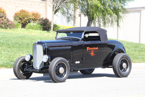 Click to View Roy Brizio Street Rods Completed Cars - Scott Gillen, 1932 Ford Roadster, Malibu CA