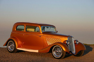Click to View Roy Brizio Street Rods Completed Cars - Jorge Zaragoza - El Paso TX