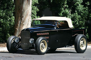 Click to View Roy Brizio Street Rods Completed Cars - George Poteet - Memphis TN