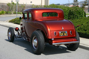 Click to View Roy Brizio Street Rods Completed Cars - J J Barnhardt - Los Angeles CA