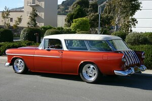 Click to View Roy Brizio Street Rods Completed Cars - Paul Bonderson - Sunol CA