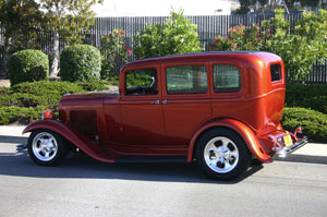 Click to View Roy Brizio Street Rods Completed Cars - Owner Bob & Ann Nickum - Dixon CA