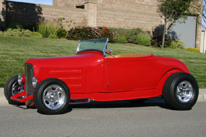 Click to View Roy Brizio Street Rods Completed Cars - Ed Pink - Westkake Village CA