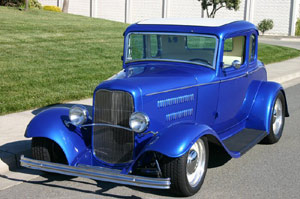 Click to View Roy Brizio Street Rods Completed Cars - Roy Brizio - Burlingame CA