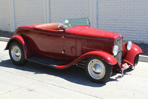 Click to View Roy Brizio Street Rods Completed Cars - Frank and Pam Brocco - Calistoga CA