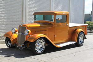 Click to View Roy Brizio Street Rods Completed Cars - Bubba Bugg - Germantown TN