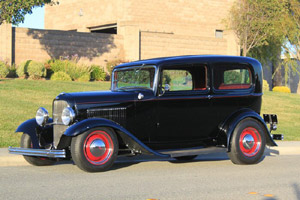 Click to View Roy Brizio Street Rods Completed Cars - Hal & Carole Weible - Lake Forest IL