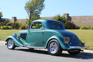 Click to View Roy Brizio Street Rods Completed Cars - John Mumford - Woodside CA