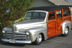 Click to View Roy Brizio Street Rods Completed Cars - Gawain Booth - Holualoa, HI